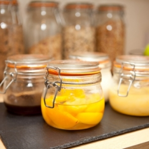 Fruit and Cereal Offered by Avonlea Guesthouse