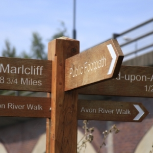 Walks near our Stratford upon Avon bed and breakfast
