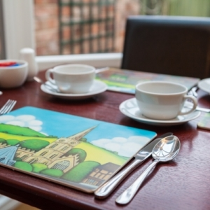 Breakfast at Stratford-Upon-Avon Bed and Breakfast